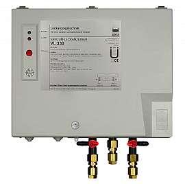 Leak Detector VL 330, 230VAC, pl-box, CF8/6