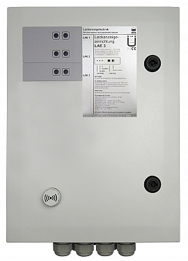 Leak indicating unit LAE-3, 100-240VAC/24VDC, IP30
