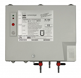 Leak Detector DL 450, 230VAC, pl-box, H4+H6