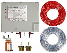 DL 330 complete set, TF180, inst. kit, 20m PVC-hose each color 10/6x2mm
