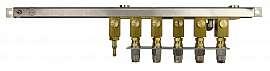 Manifold 5 pipes, stackable, pump unit VIMS