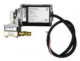 Ex-Under Pressure Pump 24 V DC 85@410, Brass, Viton