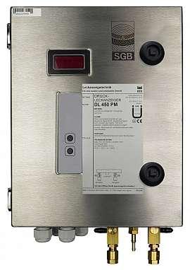 Leak Detector DL 450 PM, 100-240VAC 24VDC, ss-box, CF8/6