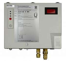 Leak Detector DLR-GS 6 MN, 100-240VAC|24VDC, pl-box, CF8/6