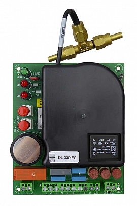 Board DL..FC - Spare Part w. Diaphragm Cover and Cable - Give Pressure Rating -
