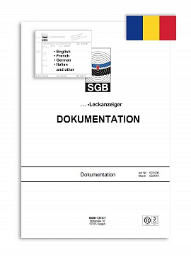 Label and documentation in Romanian