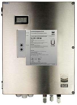 Leak Detector VLXE 330 M, ss-v, 100-240VAC|24VDC, ss-box, ss-FU6/4