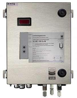 Leak Detector VLXE 330 Ex M, ss-v, 100-240VAC 24VDC, ss-box, ss-FU6/4