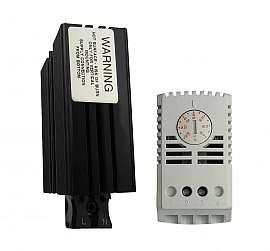 Heater 20 watt, thermostat, for protective box KS 1449