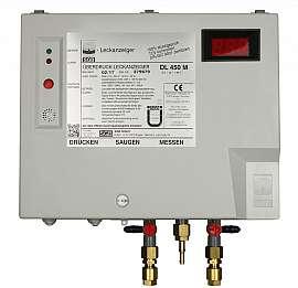 Leak Detector DL 450 M, 230VAC, pl-box, CF8/6