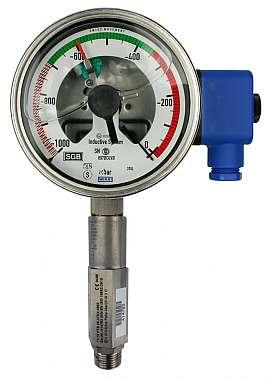 Leak Detector VLX 350 SA-Ex, PTB 03 ATEX4003X, PTB00 ATEX2049C