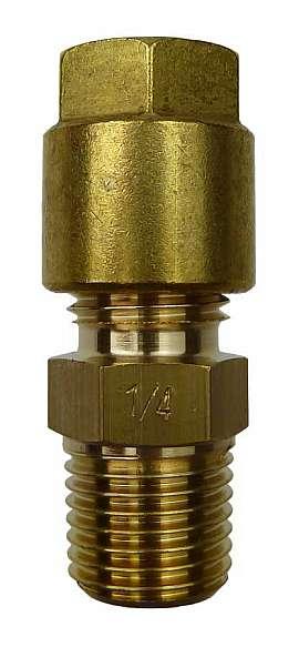 Inst. kit DL.., R1/4'm - CF8/6, CU-pipe 8/6x1mm