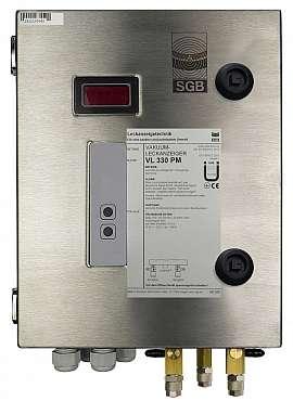 Leak Detector VL 330 PM, 100-240VAC|24VDC, ss-box, QU8/6