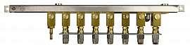 Manifold 7 pipes, stackable, pump unit VIMS