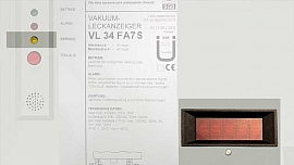 Additional price FAS, integrated elect. level indicator and service display