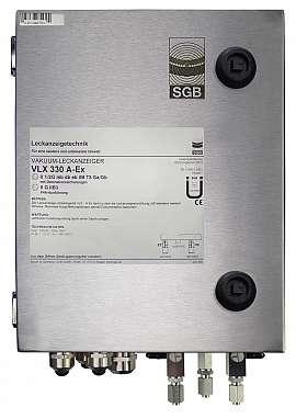 Leak Detector VLX 330 A-Ex, ss-v, deto, 230VAC, ss-box, ss-FU6/4
