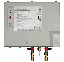 Leak Detector DL 290, 230VAC, pl-box, CF8/6