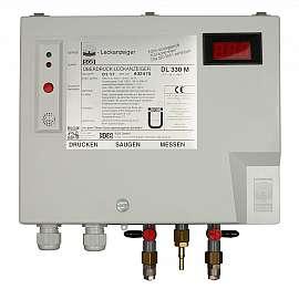 Leak Detector DL 330 M, 230VAC, pl-box, QU8/6