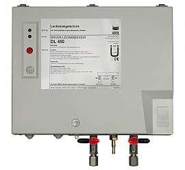 Leak Detector DL 450, 230VAC, pl-box, ss-CF8/6
