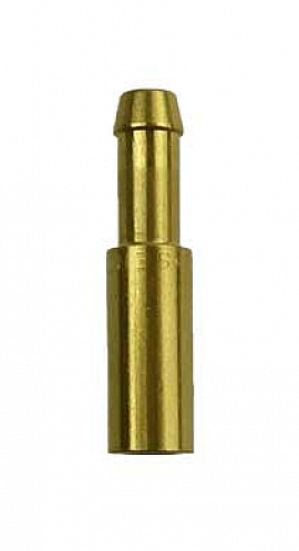 Hose Nozzle A6 - S4 multistage 6mm-S4, Brass