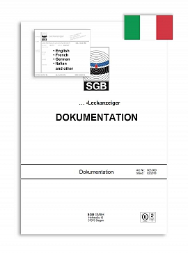 Label and documentation in Italian