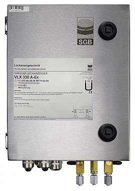 Leak Detector VLX 330 A-Ex, deto, 230VAC, ss-box, FU6/4