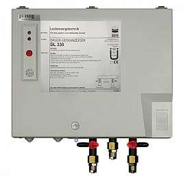 Leak Detector DL 330, 100-240VAC 24VDC, pl-box, QU8/6