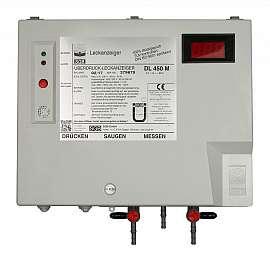 Leak Detector DL 450 M, 230VAC, pl-box, H4+H6
