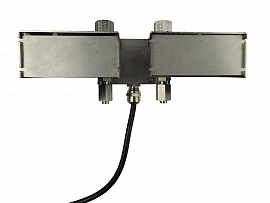 Inst. kit solenoid valve, ss-v, suction + measuring (24VDC), ss-CF8/6