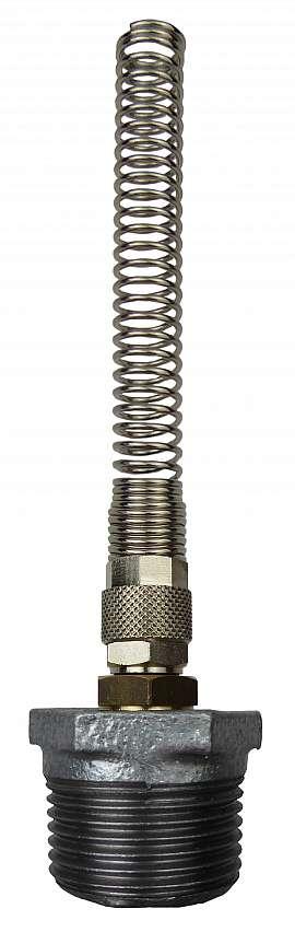 Inst. kit DL.., R1'm - QU10/8, PA-hose 10/8x1mm