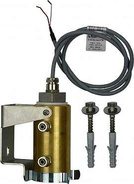 Sensor (float switch) with housing, tilt-function, brass, QU8/6