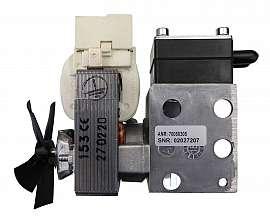 Vacuum Pump 7009, 230V-50Hz -