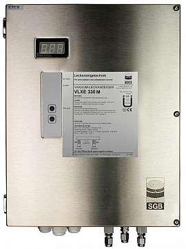 Leak Detector VLXE 330 M, ss-v, 100-240VAC|24VDC, ss-box, ss-CF8/6