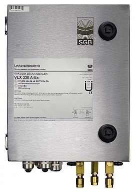 Leak Detector VLX 330 A-Ex, deto, 230VAC, ss-box, CF8/6
