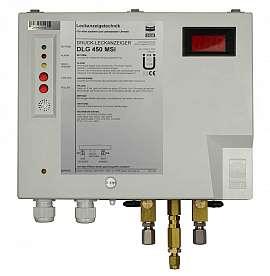 Leak Detector DLG 450 MSi, 100-240VAC, pl-box, ss-CF8/6