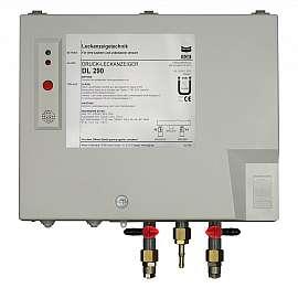 Leak Detector DL 290, 230VAC, pl-box, QU8/6