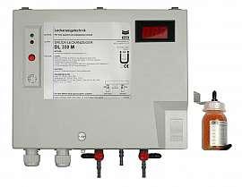 Leak Detector DL 330 M, TF180, 230VAC, pl-box, H4+H6
