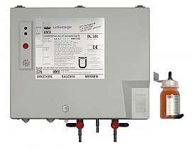 Leak Detector DL 330, TF180, 230VAC, pl-box, H4+H6