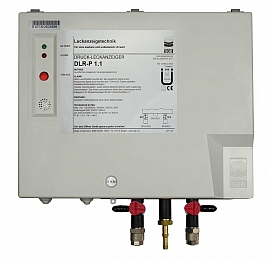 Leak Detector DLR-P 1.1, 100-240VAC|24VDC, pl-box, QU8/6