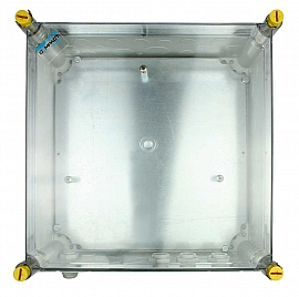 Protective Box ISO N19 - 340x340x180 mm Prepared for leak detector VL 34 / VL330