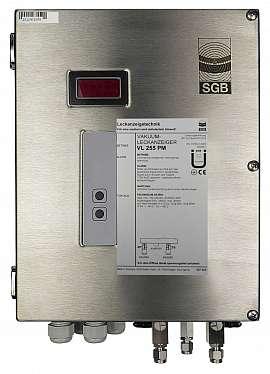 Leak Detector VL 255 PM, ss-v, 100-240VAC|24VDC, ss-box, ss-CF8/6