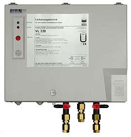 Leak Detector VL 330, 100-240VAC|24VDC, pl-box, CF8/6