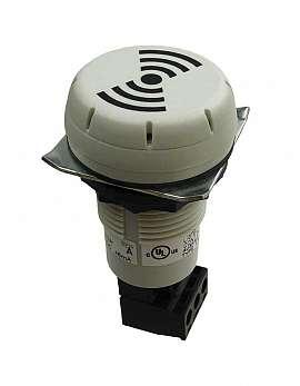 Mounting Buzzer, weatherproof, 24V AC/DC