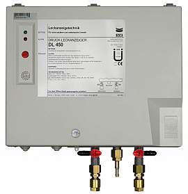 Leak Detector DL 450, 230VAC, pl-box, CF8/6
