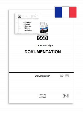Label and documentation in French