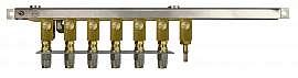 Manifold 6 tanks, stackable, pump unit VIMS