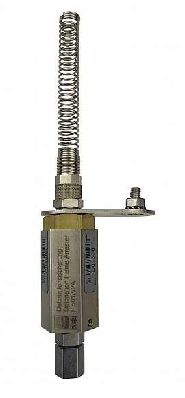 Detonation Flame Arre. F501, FSR-QV8/6 Brass, BV-Adapter, 8/6 Quick-Union