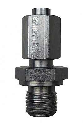 Straight Union BV6 - G1/4' male BO-GEV 6 L/R-1/4'
