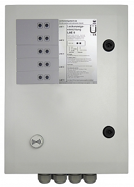 Leak indicating unit LAE-5, 100-240VAC/24VDC, IP30