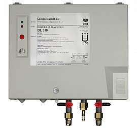 Leak Detector DL 330, 230VAC, pl-box, QU8/6